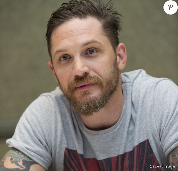 "Tom Hardy - Conférence de presse pour le film ""I saw the light"" au festival de Toronto le 13 septembre 2015."