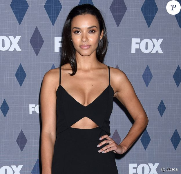 Jessica Lucas lors de l'évènement FOX Winter TCA All-Star Party organisée à Los Angeles le 15 janvier 2016.