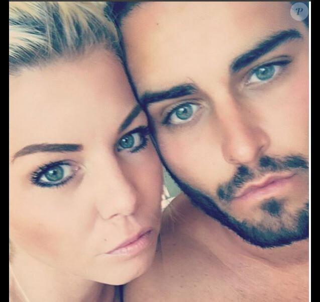 """Jessica et Nikola des """"Marseillais et les Ch'tis VS Le reste du monde"""" amoureux sur Instagram, septembre 2016"""