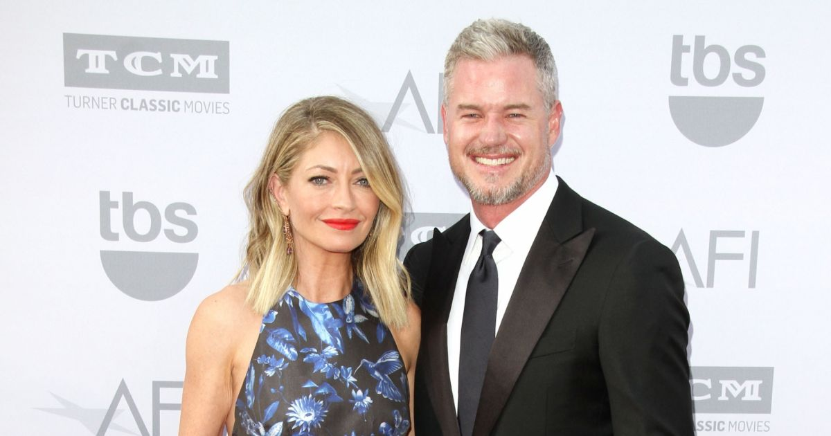Rebecca Gayheart et son mari Eric Dane à la soirée ...