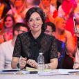 """Cyril Hanouna a diffusé un extrait de la première télé de Géraldine Maillet lors de la 1000ème de """"Touche pas à mon poste"""" sur C8 le 27 avril 2017."""