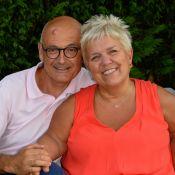 """Mimie Mathy, son mari inquiet à cause de son opération: """"Il a eu très très peur"""""""