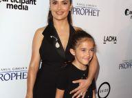 """Salma Hayek et sa fille """"pas très ressemblantes en termes de personnalité"""""""