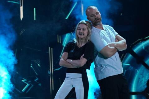 DWTS : Quand Lindsay Arnold pète au visage de son partenaire de danse...