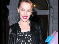 Kate Hudson et Kylie Minogue... une super soirée entre filles dans un resto branché parisien !