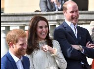 Kate Middleton, William et Harry : Fous rires complices pour un événement festif