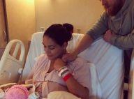 """Brie Bella : La diva de la WWE maman d'une fille, """"mini-moi"""" de son papa"""