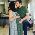 Bryan Danielson (Daniel Bryan dans la WWE) et sa femme Brie Bella (Diva de la WWE) sont devenus parents d'une petite fille le 9 mai 2017. Photo Instagram Bryan Danielson.