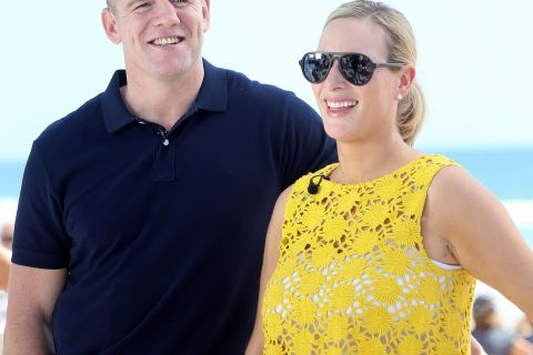Zara Phillips victime d'une fausse couche : son mari Mike Tindall se confie...