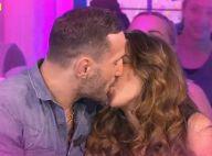 Kim Glow et Sylvain Potard en couple : leur baiser langoureux enflamme Twitter !