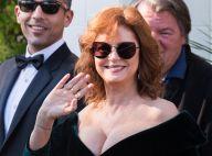 Susan Sarandon et Elle Fanning, radieuses, transcendent les générations à Cannes
