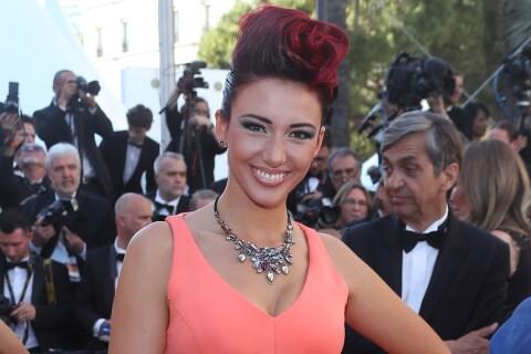 Cannes 2017 : L'ex-Miss France Delphine Wespiser surprend avec un look audacieux