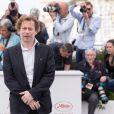 """Mathieu Amalric au photocall de """"Barbara"""" lors du 70ème Festival International du Film de Cannes, le 18 mai 2017. © Borde-Jacovides-Moreau/Bestimage"""