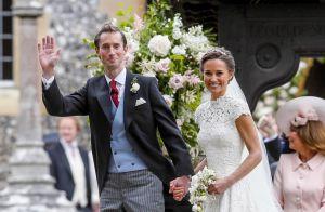 Mariage de Pippa Middleton : Sublime robe glamour et invités de marque...