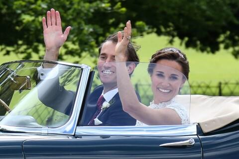 Mariage de Pippa Middleton : Jaguar, caviar, avion militaire... le grand luxe !