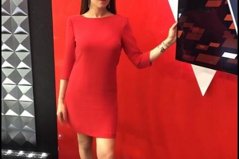 The Voice 6 - Karine Ferri : La jeune maman affiche une silhouette de rêve !