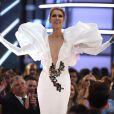 Céline Dion sur la scène de la T-Mobile arena de Las Vegas aux Billboard Music Awards, le 21 mai 2017