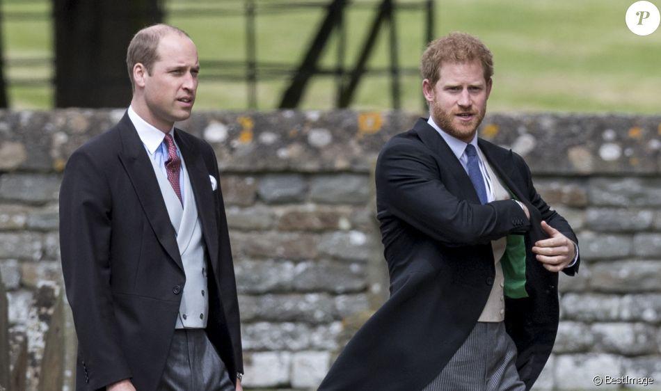 Le prince Harry a assisté le 20 mai 2017 au mariage de Pippa Middleton et  James