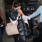 Ariana Grande, 1res images après l'attentat : Dévastée, elle retrouve son chéri