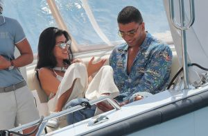 Kourtney Kardashian in love à Cannes, malgré l'ombre de Scott Disick...
