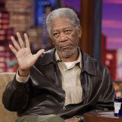 Morgan Freeman : la star est paralysée de la main droite...