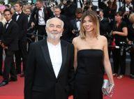 Gérard Jugnot et sa jeune compagne Patricia : Deux amoureux à Cannes