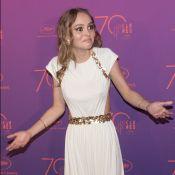 Lily-Rose Depp fête ses 18 ans : Sa tante balance une drôle de photo