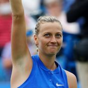 Roland-Garros : Petra Kvitova de retour après sa terrible agression au couteau