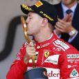Sebastian Vettel - 75e Grand Prix F1 de Monaco, le 28 mai 2017.