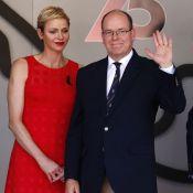 Grand Prix F1 de Monaco : Charlene et Albert, complices pour honorer les héros