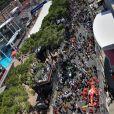 Grille de Départ - 75e Grand Prix F1 de Monaco, le 28 mai 2017. © Michael Alesi / Bestimage
