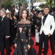 """Emily Ratajkowski - Montée des marches du film """"Nelyubov"""" (Loveless) lors du 70e Festival International du Film de Cannes. Le 18 mai 2017. © Borde-Jacovides-Moreau/Bestimage"""