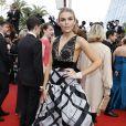 """Tallia Storm - Montée des marches du film """"Nelyubov"""" (Loveless) lors du 70ème Festival International du Film de Cannes. Le 18 mai 2017. © Borde-Jacovides-Moreau/Bestimage"""