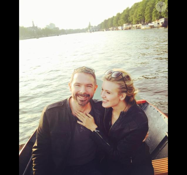 Brent Bushnell et Maggie Grace sur une photo publiée sur Instagram en février 2017