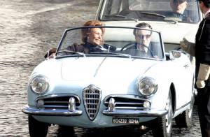 Sophia Loren et Daniel Day Lewis.. c'est la Dolce Vita !