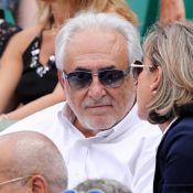 Dominique Strauss-Kahn : Réapparition discrète avec Myriam à Roland-Garros