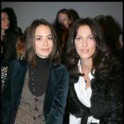 Linda Hardy et Bérénice Béjo... resplendissantes au défilé de Stéphane Rolland !