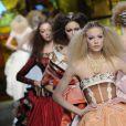 Défilé Dior Haute Couture aujourd'hui au musée Rodin