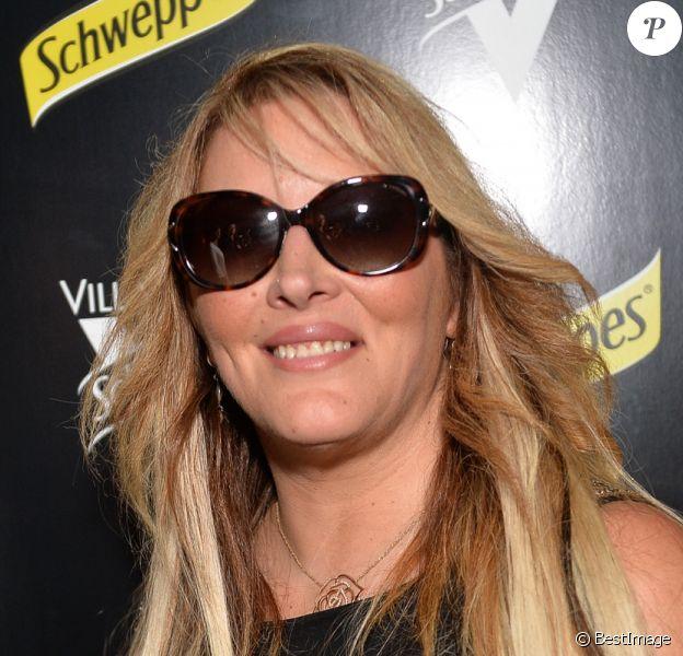 Exclusif - Loana Petrucciani - Soirée des invités Unexpected à la Villa Schweppes lors du 70ème festival de Cannes le 20 mai 2017