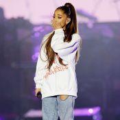 Ariana Grande bouleversée, Justin Bieber et Katy Perry font pleurer Manchester