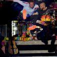 Chris Martin du groupe Coldplay - Attentat de Manchester : 'One Love Manchester', concert exceptionnel organisé au profit des familles des victimes à Manchester le 4 juin 2017 © DaveHogan For OneLoveManchester/GoffPhotos.com via Bestimage