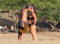 Pierce Brosnan à 64 ans : Avec sa femme Keely, un couple so in love et bronzé !