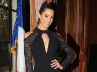 Iris Mittenaere : Robe moulante et dentelle glamour, la Miss Univers est au top
