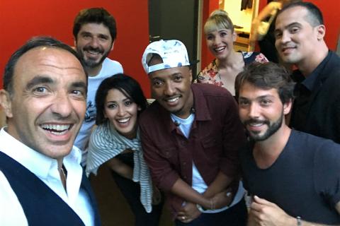 Nikos, Karine Ferri, Patrick Fiori, Julie Zenatti... Unis pour Grégory Lemarchal