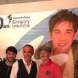 Instant capturé du spectacle pour les 10 ans de l'association Grégory Lemarchal au Phare de Chambéry - 9 juin 2017
