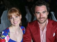 Jessica Chastain, divine mariée : Surprise, elle a dit oui après 5 ans d'amour !