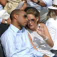 Thierry Henry et Nicole Merry