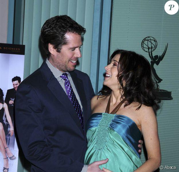 Alyson Hannigan et son mari Alexis Denisof