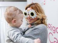 Ingrid Chauvin : Grosse surprise pour les 1 an de son fils Tom !