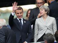 Emmanuel Macron : Président détendu au Stade de France, qui vibre pour les Bleus